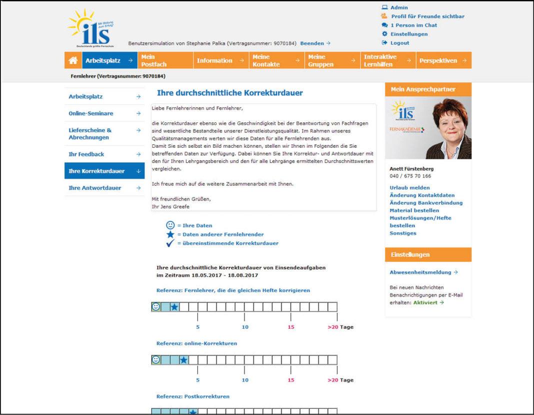 ILS Qualitätsmanagment