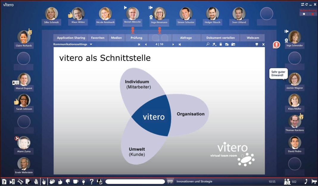 Vitero GmbH BSH Hausgeräte Virtual Classroom