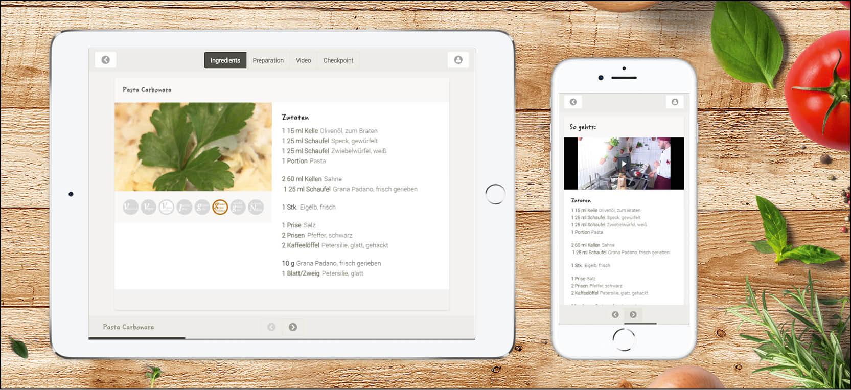 Vapiano: Mit Mobile Learning und dem eAuthor auf Expansionskurs