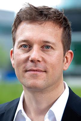 Markus Herkersdorf, Geschäftsführer, TriCAT GmbH