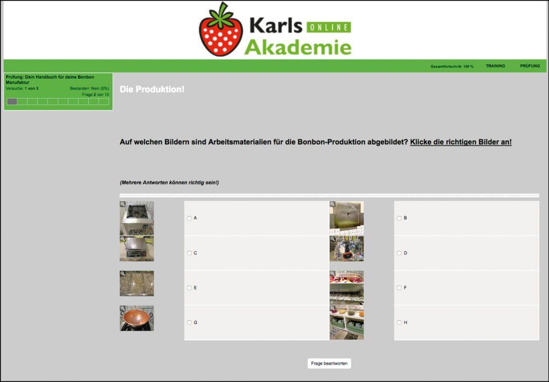 ELJ AWARD 2019 Karls Akademie