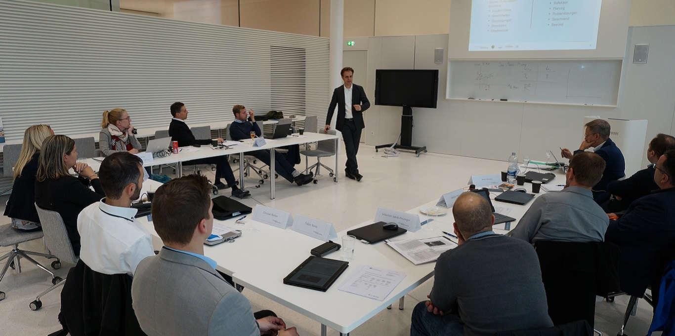 Management Analytics für Führungskräfte: Blended-Learning-Kurs übertrifft Erwartungen
