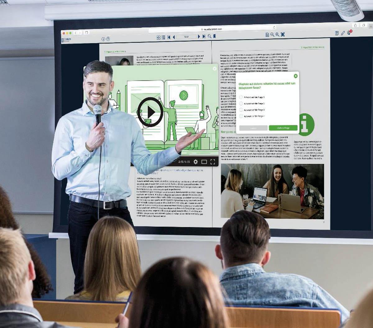 E-Books im E-Learning - Der Brückenschlag zwischen Druck und Online