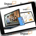 Test Lingua TV