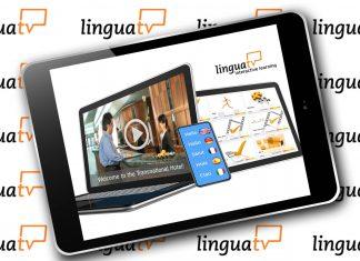 Test Lingua TV