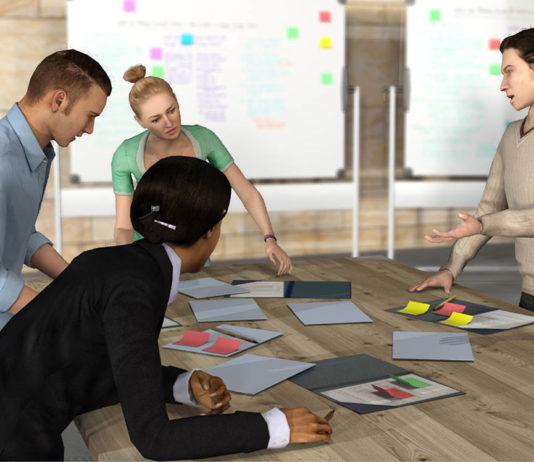 Virtuelle Lernwelt