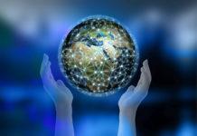 Weltweites digitales Netzwerk