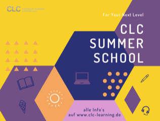 CLC Summer School
