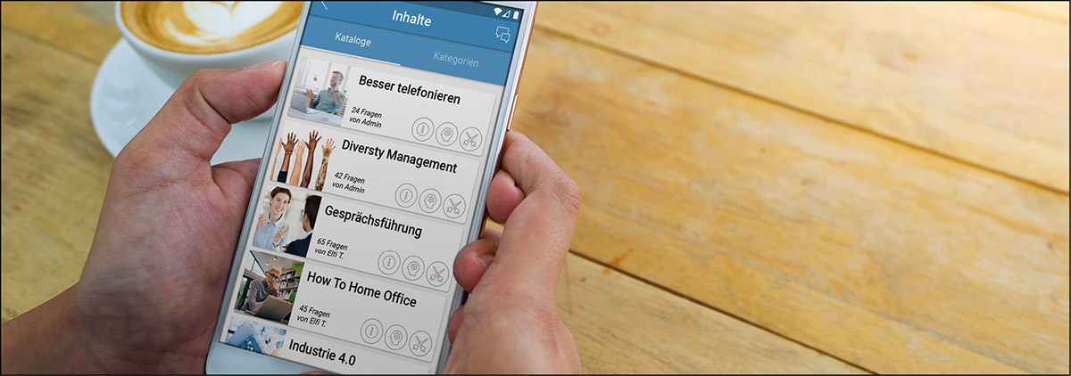 Game-based Mobile Learning - Eine perfekte Kombination für die Zukunft des Lernens.